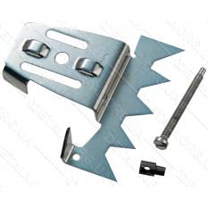 Зубчатый упор + натяжитель цепной пилы Bosch AKE 30/35/40 оригинал 1600A00318