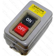 кнопка - пускатель для станка 2,2 kW