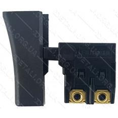 кнопка SGE115CDY-10 дисковая пила Makita HS6100 оригинал 650245-6