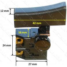 Кнопка дисковая пила Makita 5704R оригинал 651291-2