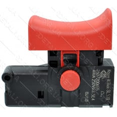 кнопка дрели Bosch PSB 500 RE оригинал 2607200655