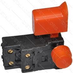 Кнопка перфоратора с большим боковым фиксатором