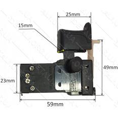 кнопка сетевой шуруповерт Ижмаш 1030, Зенит ЗШ-650
