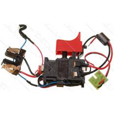 кнопка шуруповерт Bosch PSR 12 оригинал 2609120455 / 2609120252