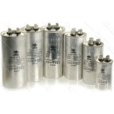 конденсатор JYUL 25+1.5мкф - 450 VAC алюминий (50*75 mm)