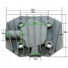 крышка блока цилиндров компрессора