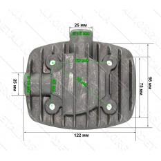 крышка блока цилиндров компрессора новая