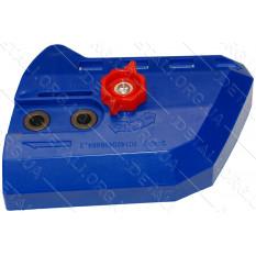 крышка электропилы с натяжителем цепи