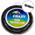Леска триммера 1.6 мм спираль 1 LB