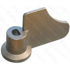 лопатка хлебопечки металл 1 шлиц H 40mm d8мм