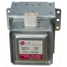 Магнетрон LG 2M214  клемма перпендикулярно решетке