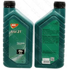 Масло для 2-х тактных двигатей Arol 2T MOL 1л