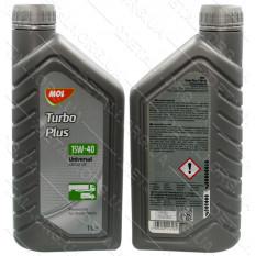 Масло для 4-х тактных двигатей Dynamic Turbo Plus15W-40 MOL 1л
