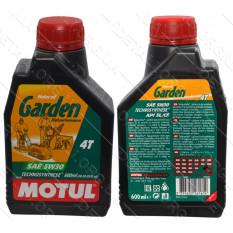 Масло для 4-х тактных двигателей MOTUL GARDEN 4T  5W30 0.6л