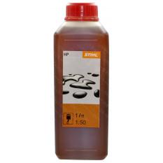 Масло для цепи Stihl ForestPlus 1л оригинал 07815166001 (п/э банка)