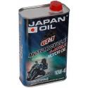Масло для четырехтактных двигателей Japan Oill 10W-40 ж/б1L