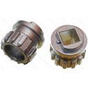 Муфта Bosch D 24мм 12 шлицов h 23мм