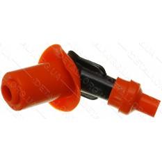 насвечник 45° оранжевый