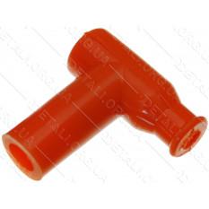насвечник T-образный 90° оранжевый