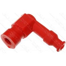 насвечник Г-образный 90° красный