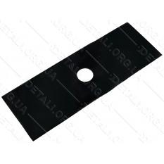 Нож - диск для мотокосы 2-х лучевой 2T прямоугольный d25,2 89*250