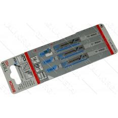 Пилка Bosch T123X 3шт