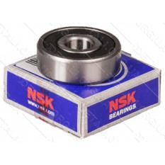 подшипник 6001 NSK RS (12*28*8) резина
