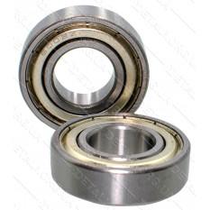 подшипник 606 ZZ (6*17*6) металл