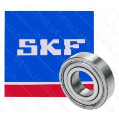 подшипник 606 ZZ SKF (6*17*6) металл