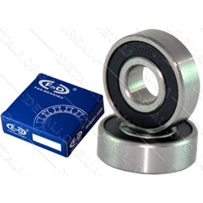 подшипник F&D 6003 RS (17*35*10) резина