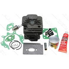 поршневая бензокосы 36-5 d36mm Winzor в комплекте черная