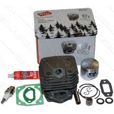 поршневая бензопилы GoodLuck 4500 d43mm в сборе Winzor металлическая коробка