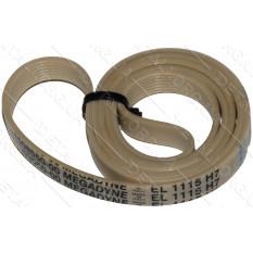 ремень ручейковый 1115 H7 силикон