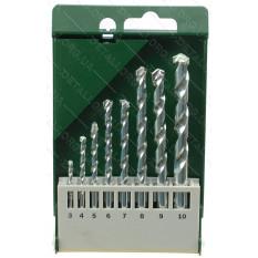 Сверла Bosch в наборе 8 предметов 2609255462