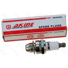 Свеча зажигания AKME 3 контакта L7T M14*1,25  9,5mm EVO