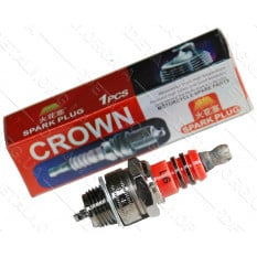 свеча зажигания Crown L53mm резьба d14