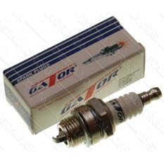 свеча зажигания Gator 2T для бензопил и мотокос L55mm резьба M14*1.25 9.5mm
