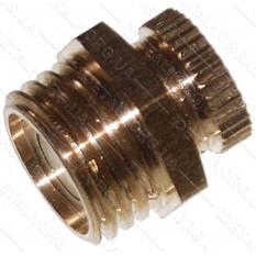 Сливная пробка конденсата для компрессора 1/4  латунь (10 грамм)
