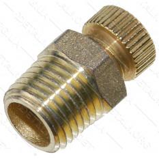 сливная пробка конденсата компрессора 1/4 (13мм) 1-й класс 14 грамм