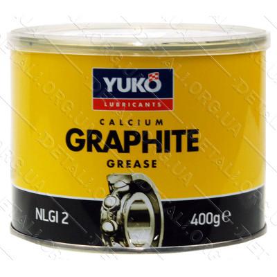 Смазка для редуктора YUKO ж/б 400 мл (графитная густая)