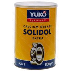 Солидол YUKO ж/б 800 мл (NLGI 2/3)