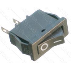 тумблер 2 положения 2 контакта 10*21 mm 6A
