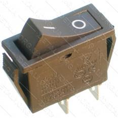 тумблер 2 положения 2 контакта 14*30 mm 16A