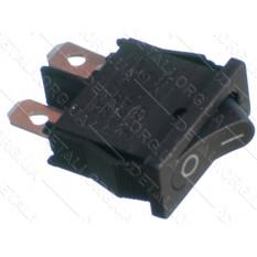 тумблер 2 положения 2 контакта пружина 10*21 mm 6A