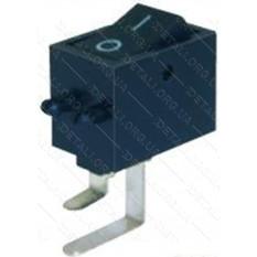 тумблер 2 положения 2 контакта угловых 8,5*13,5 mm 3A