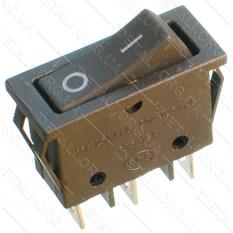 тумблер 2 положения 3 контакта 14*33 mm 16A