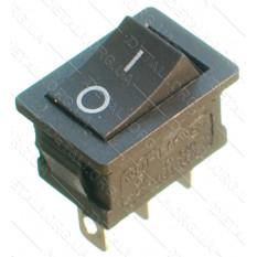 тумблер 2 положения 3 контакта 15*21 mm 6A