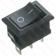 тумблер 2 положения 3 контакта 15*21 mm h23mm 6A