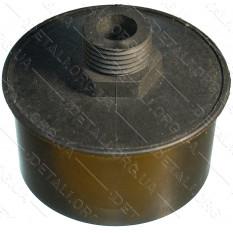 """фильтр воздушный компрессора пластик 1/2"""" (резьба 20мм) d59"""