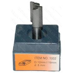 Фреза Globus Item 1002 D12mm L19mm d8mm